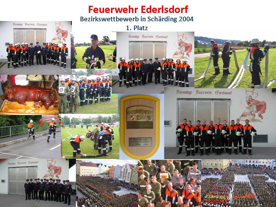 Feuerwehr Ederlsdorf Schaerding 2004 Gesamt
